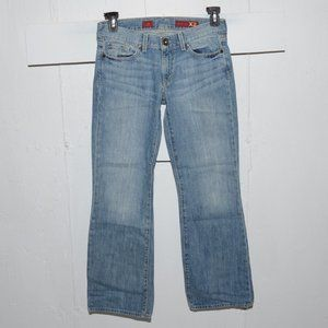 X2 by Express  boot womens jeans size 4 S 6723